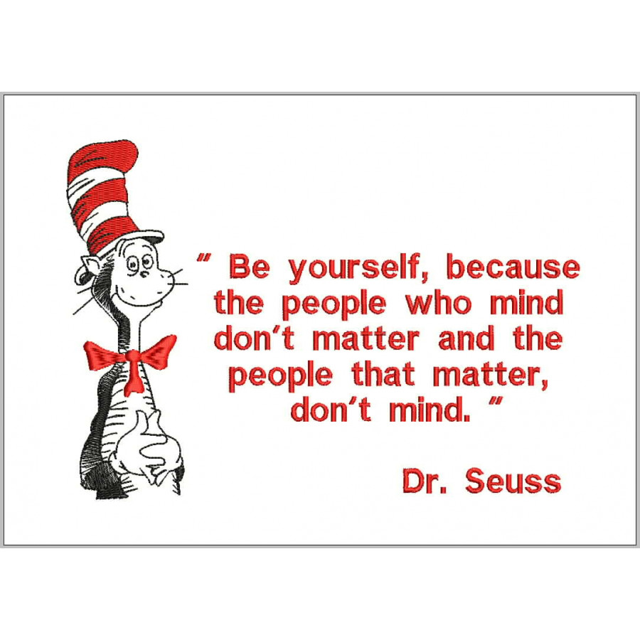 Say006 Dr Seuss Quote